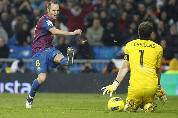 Match clasico Real Madrid - FC Barcelone (10/12/11)