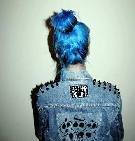 Cheveux de couleurs TOP ou FLOP ?????