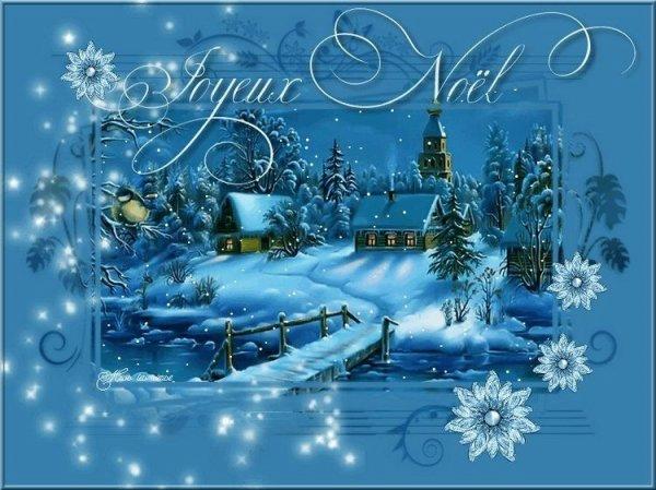 Joyeux Noël 2012!