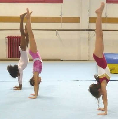 la gymnastique ma passion