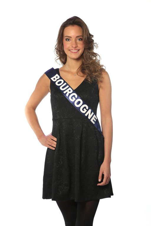 ღ Miss Bourgogne 2O13 ~ Marie Reintz