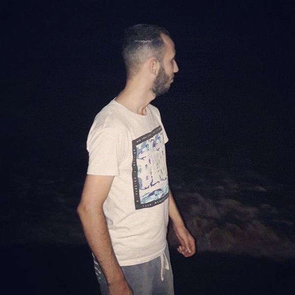 Playa le soir