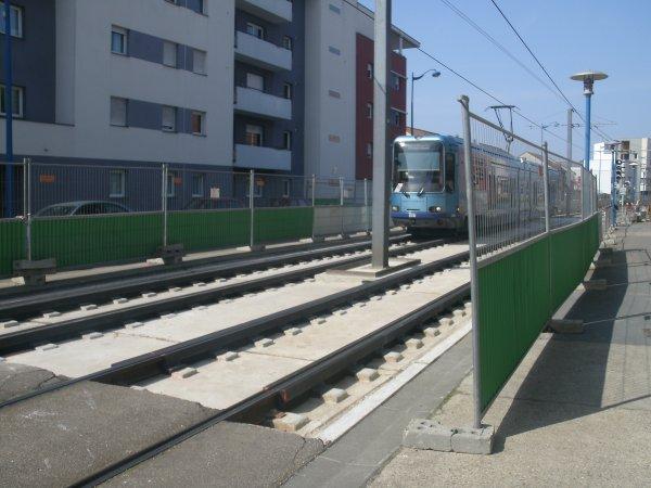Avancement Travaux Metro Rouen TCAR