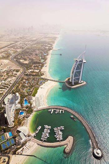 Have you seen Dubai from the air?