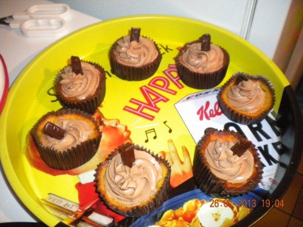 cupcake au carambar