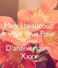 Le-Plaisir-De-L-Amour fête aujourd'hui ses 50 ans, pense à lui offrir un cadeau. Hier à 23:40