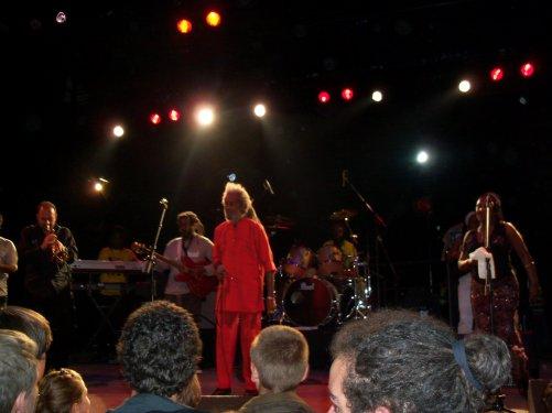 Un concert bizarre !!!
