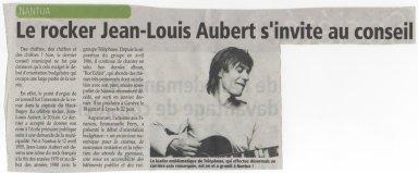 Jean Louis Aubert
