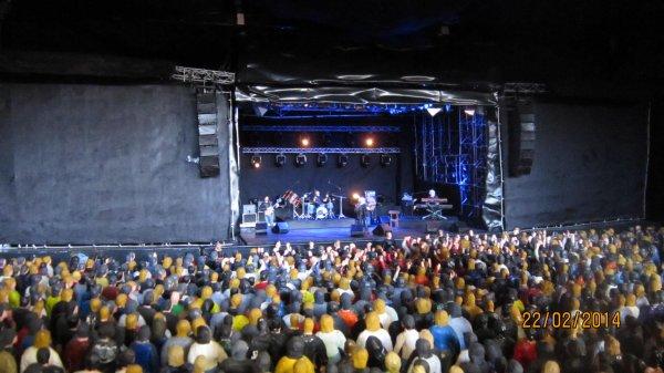 Arno au grand festival en diorama !!!!!