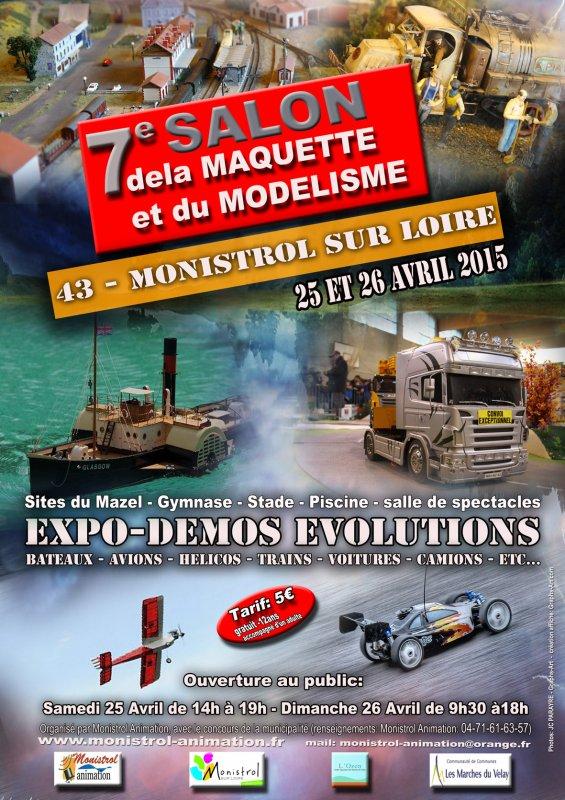 Le grand festival en exposition le 22 février à Morestel et le 11 et 12 avril à Lancrans les artistes et passionnées loco exposes  au grand salon !!!!!