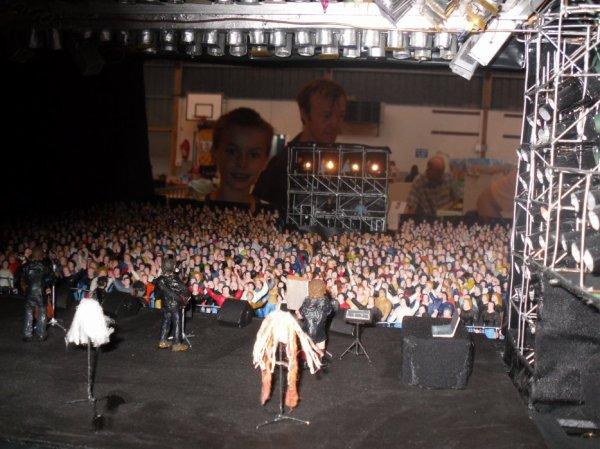 Le grand festival  le seul au monde aime les fans , pour les fans !!!! en exposition !!!!!!