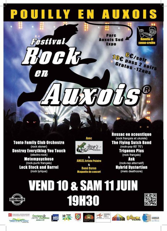 En exposition au festival !!!!!