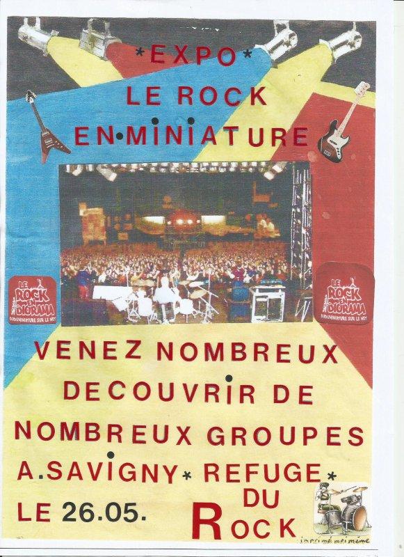 Bientot au Refuge du ROCK !!!!! une exposition gratuite !!!!! Savigny en Revermont 71