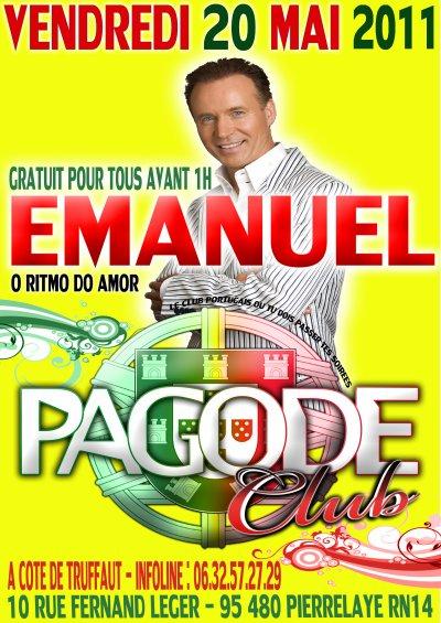 EMANUEL VENDREDI 20 MAI 2011