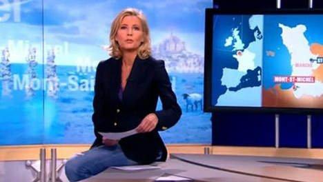 CLAIRE CHAZAL PROVOQUE LA COLERE DES TELESPECTATEURS !