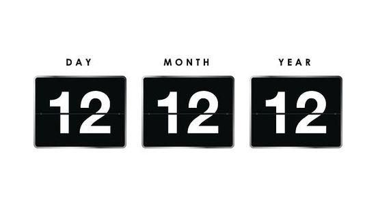 LE 12 / 12 / 12 ENFLAMME LA PLANETE !