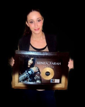 Disque d'or •••► By' www. xx-Kenza-Farah-Love-xx .Sky'