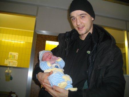 silvano et son papa