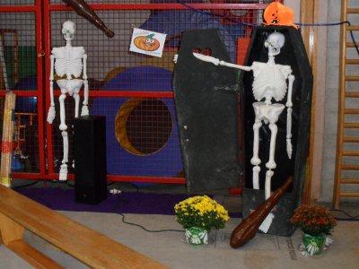 Halloween 2010 à Pont-à-Celles 6