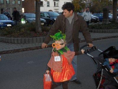 Halloween 2010 à Pont-à-Celles 20