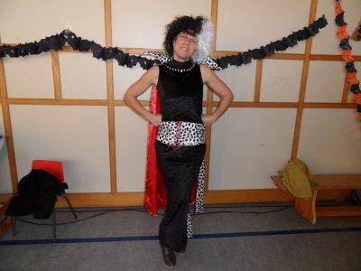 Halloween 2010 à Pont-à-Celles 29