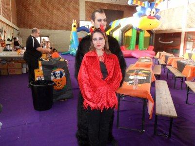 Halloween 2010 à Pont-à-Celles 30