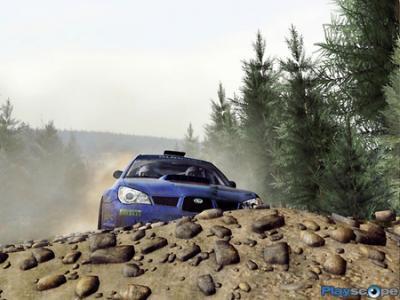Colin McRae : Dirt (2007)