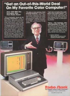 Isaac Asimov (1981)