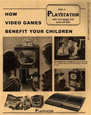 A la mode de 1900: 2) pub PS3