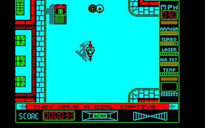 Street hawk (1986)