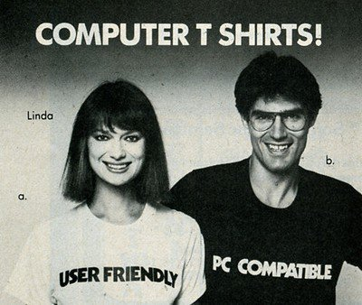 Geeks, version 80s