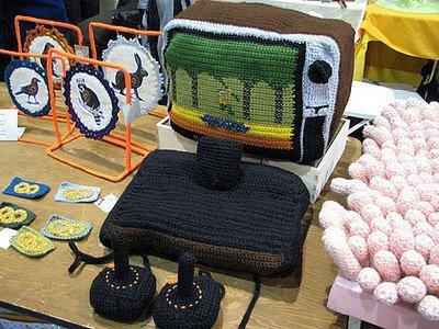 Atari 2600 en tricot