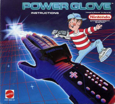 Le retour du Power Glove