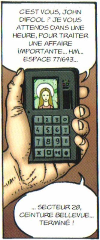 L'iPhone de John Difool