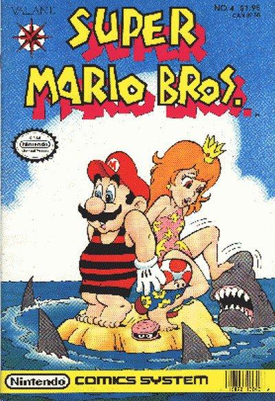 Joyeux anniversaire, Mario!