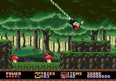 Castle of illusion starring Mickey Mouse (1990)