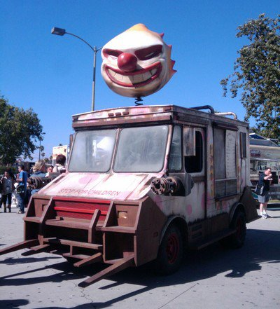 Twisted Metal en vrai!