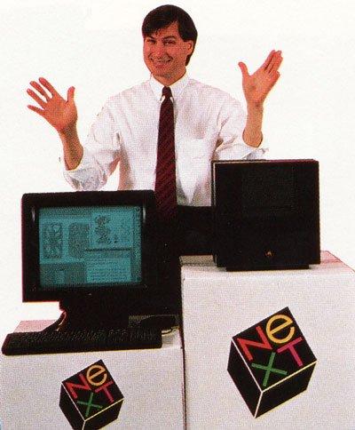 Hommage à Steve Jobs: 3. traversée(s) du désert