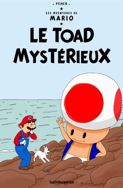 Le Toad mystérieux