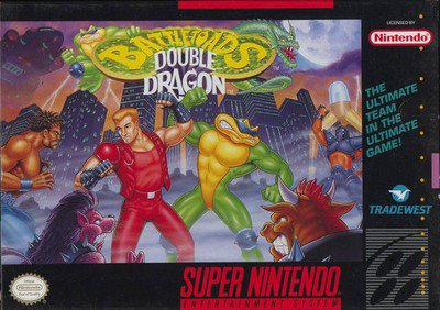 Battletoads - Double Dragon (1993)