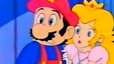 Sexe, mensonges et  vidéo: 2. princesse Peach (1985)