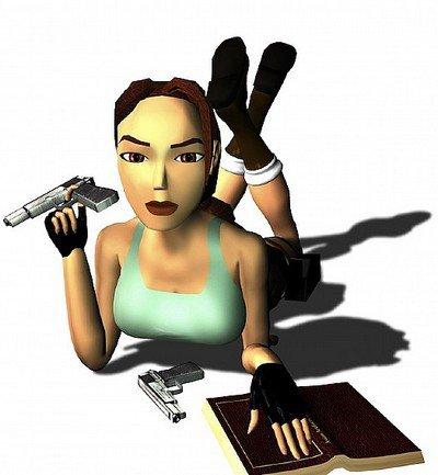Sexe, mensonges et  vidéo: 8. Lara Croft (1996)