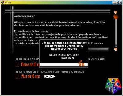 """Sexe, mensonges et  vidéo: 10. le chat """"adulte"""" d'Infonie (1997)"""
