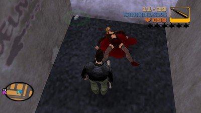Sexe, mensonges et  vidéo: 12. Les prostituées de GTA III (2001)