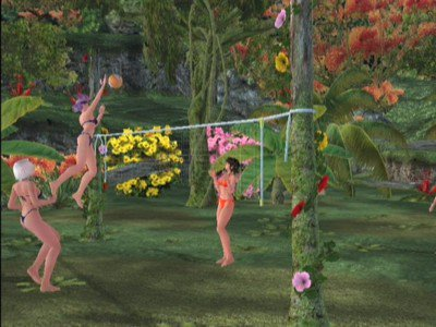 Sexe, mensonges et  vidéo: 13. Dead or Alive: Xtreme Beach Volleyball (2003)