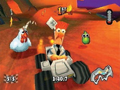 Muppet RaceMania (2000)