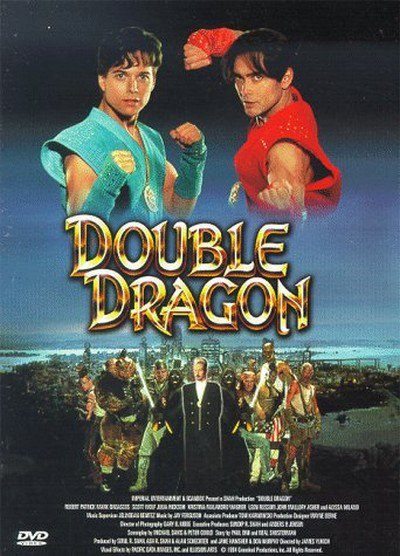 Double Dragon, le film (1994)