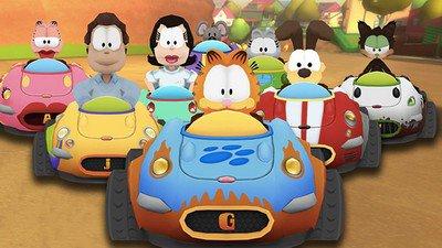 Garfield kart (2013)