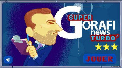 Super Gorafi News Turbo (2015)
