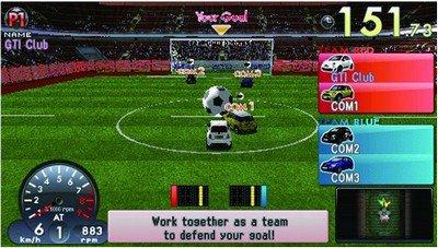 GTI Club, le foot